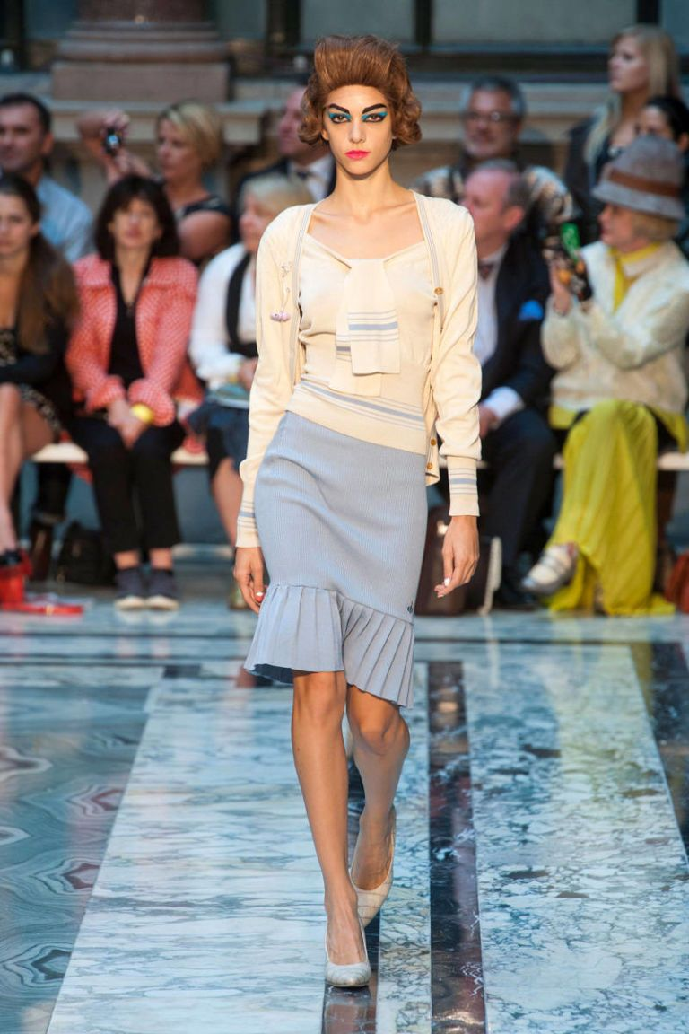 vivienne westwood red label spring 2013 ready-to-wear photos