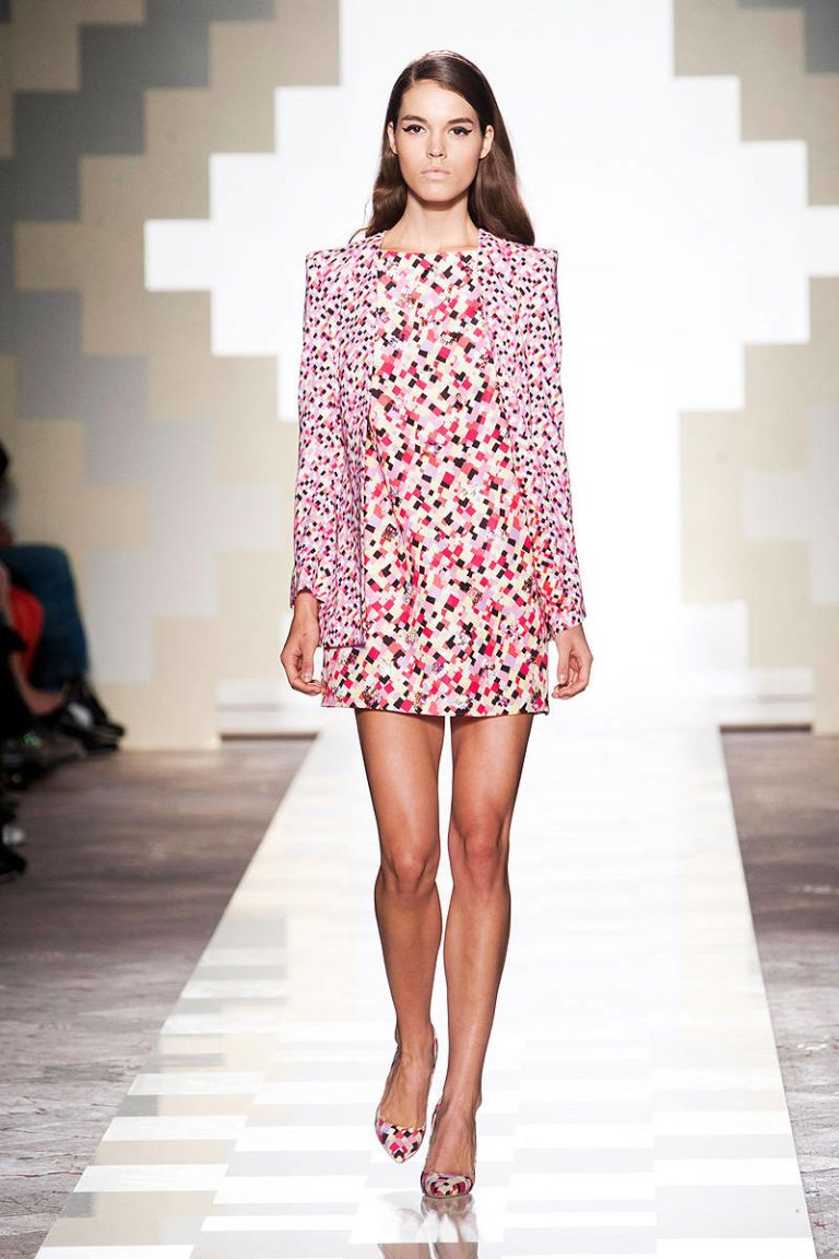 mila schon spring 2013 new york fashion week
