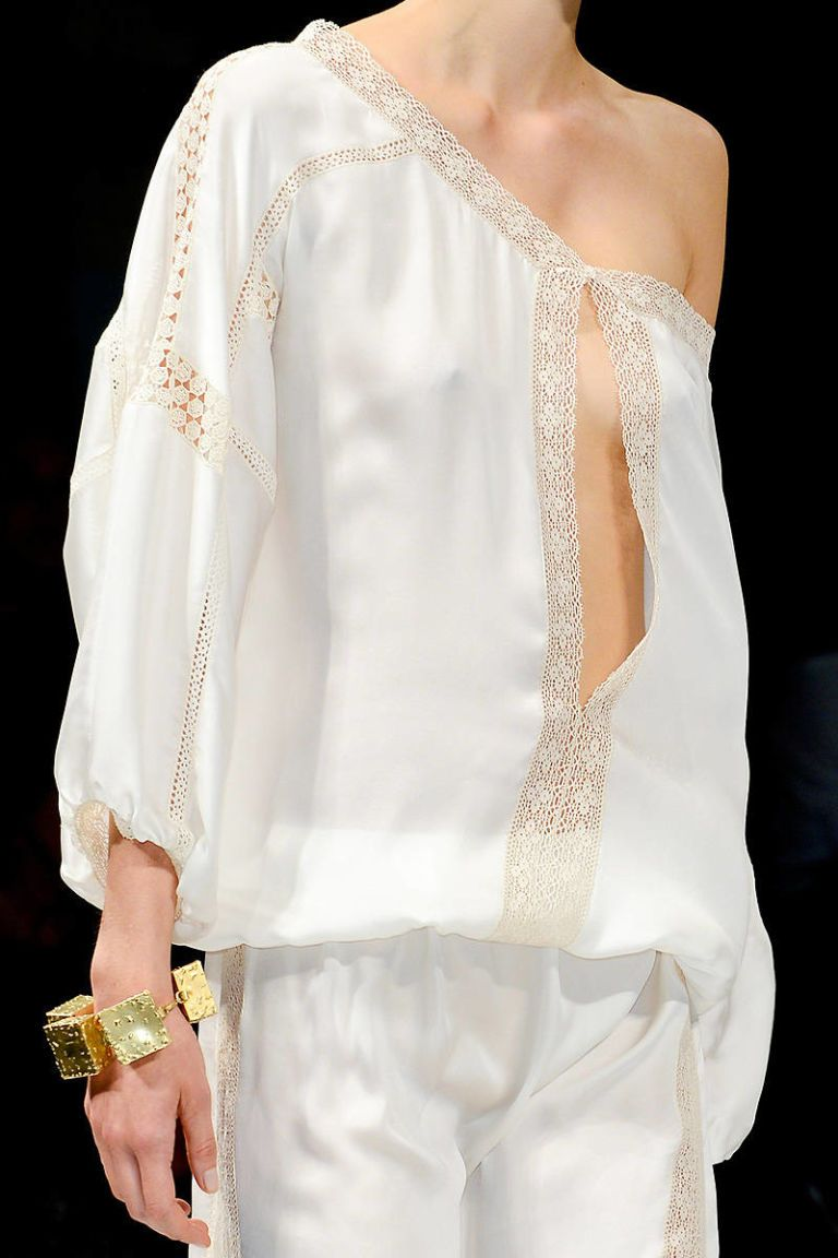 blumarine spring 2013 new york fashion week