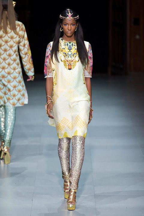 manish arora spring 2013 new york fashion week