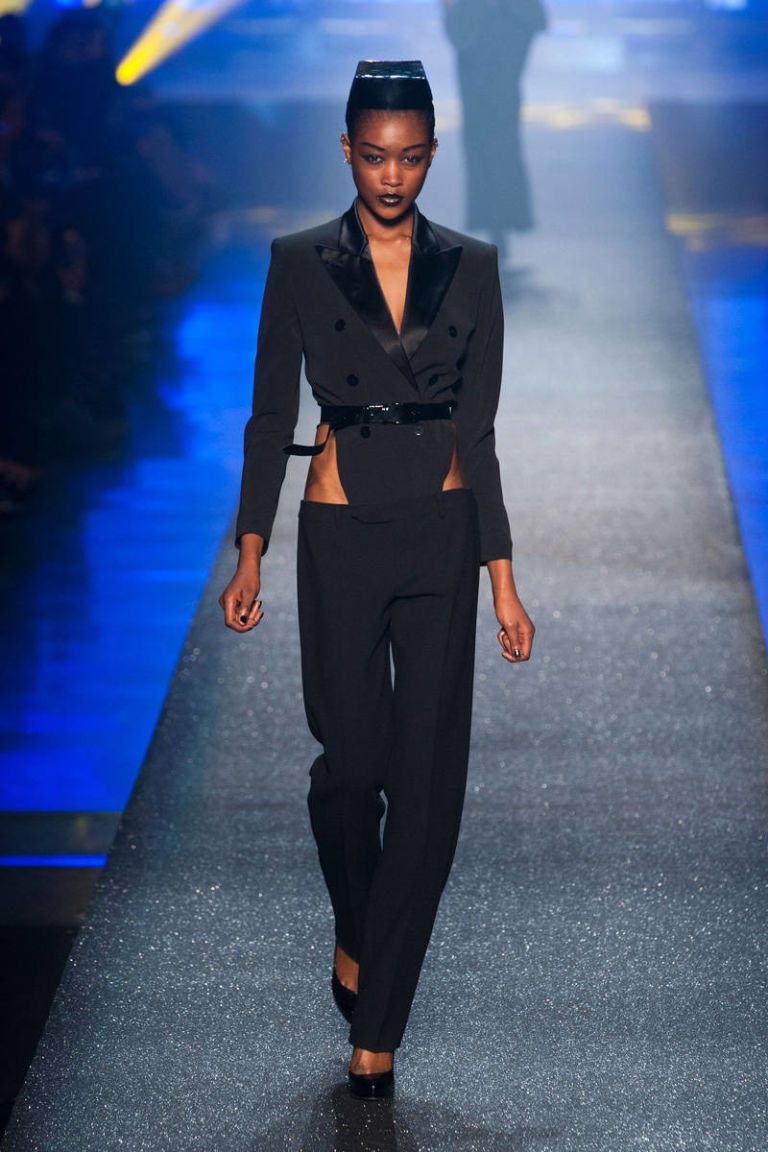 jean paul gaultier spring 2013 ready-to-wear photos