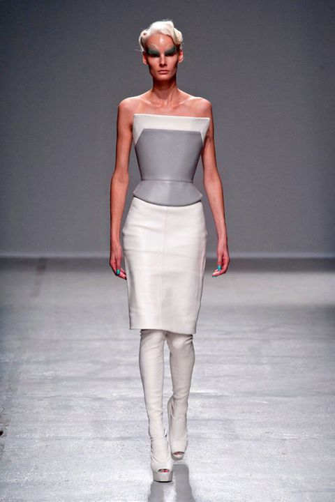 gareth pugh spring 2014 ready-to-wear photos