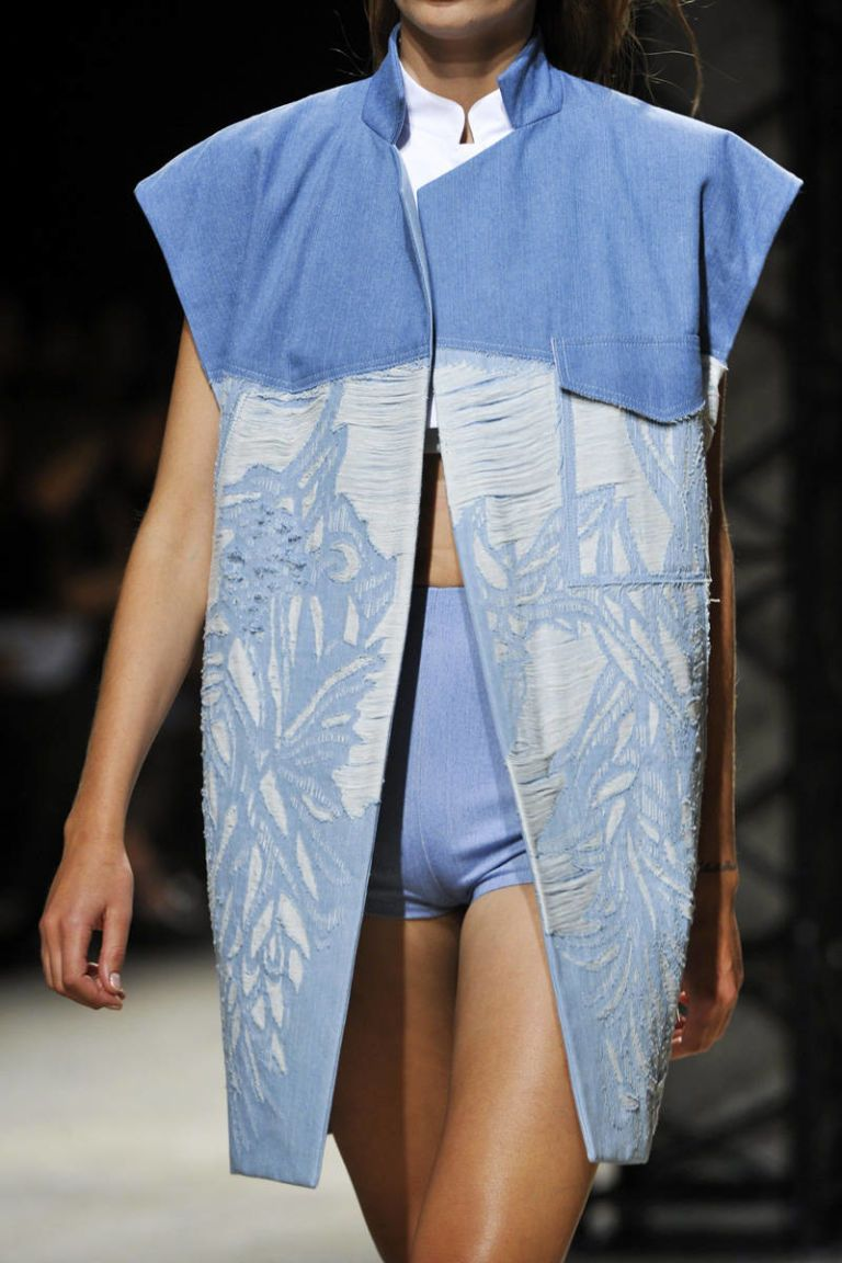 barbara bui spring 2014 ready-to-wear photos