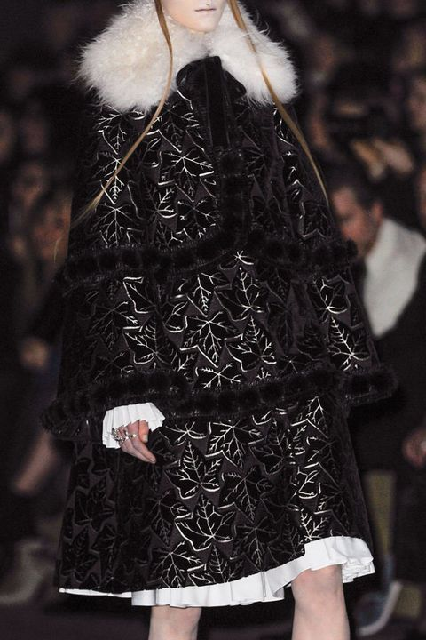 alexander mcqueen fall 2014 ready-to-wear photos