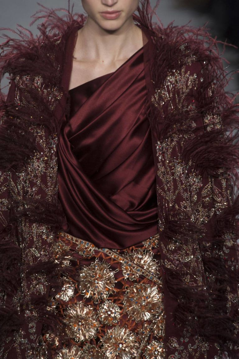 marchesa fall 2014 ready-to-wear photos