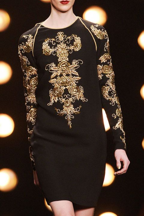 naeem khan fall 2014 ready-to-wear photos