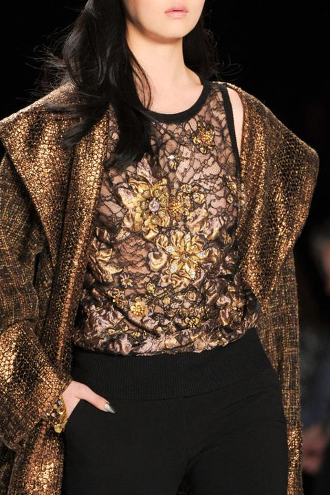 badgley mischka fall 2014 ready-to-wear photos