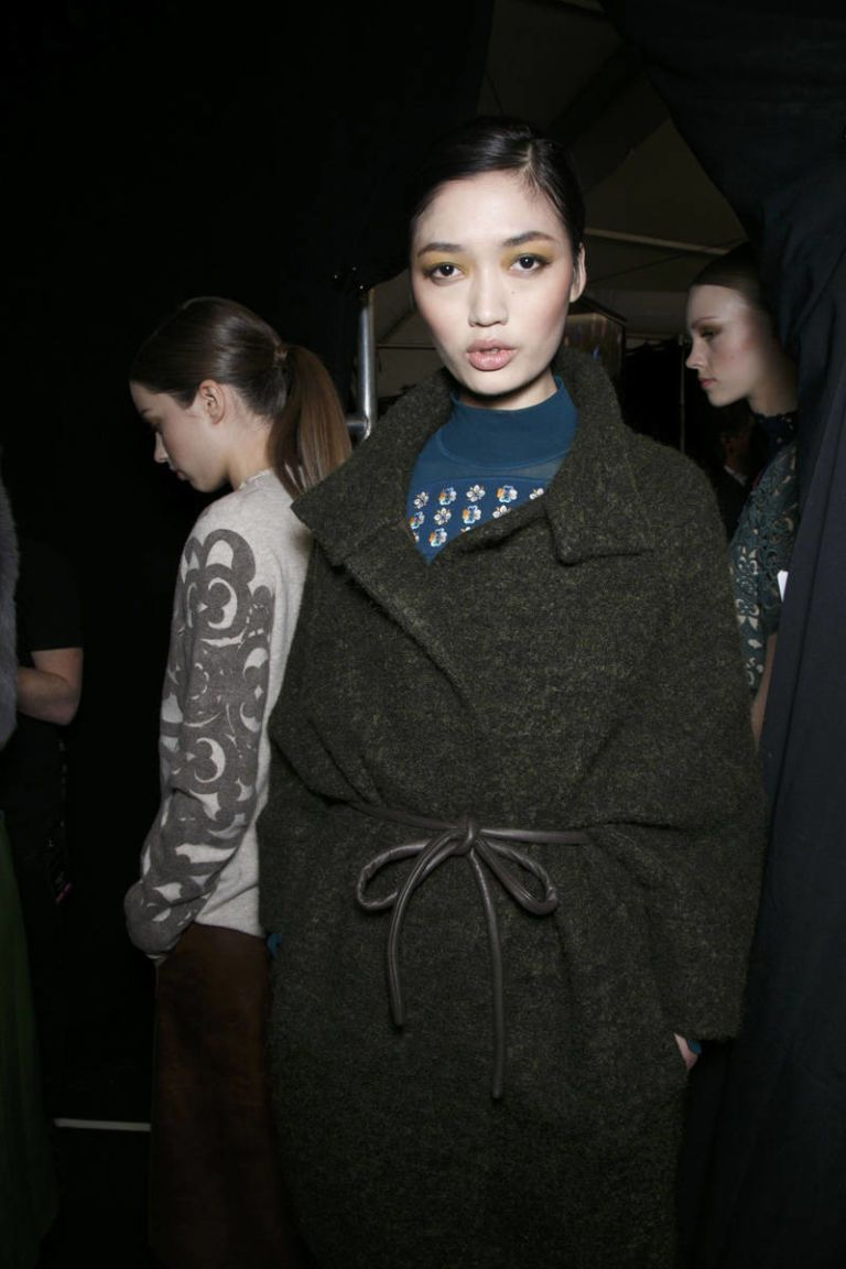 vivienne tam fall 2014 ready-to-wear photos