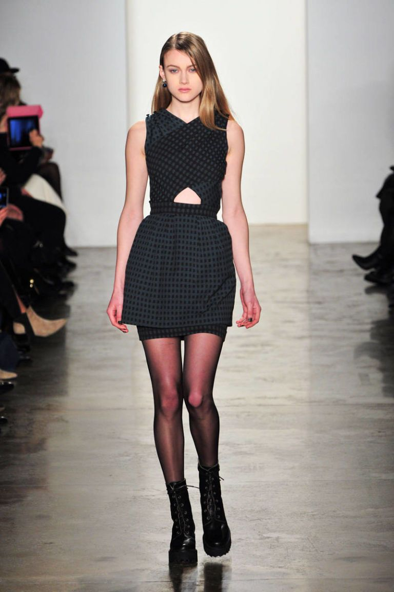 timo weiland fall 2014 ready-to-wear photos