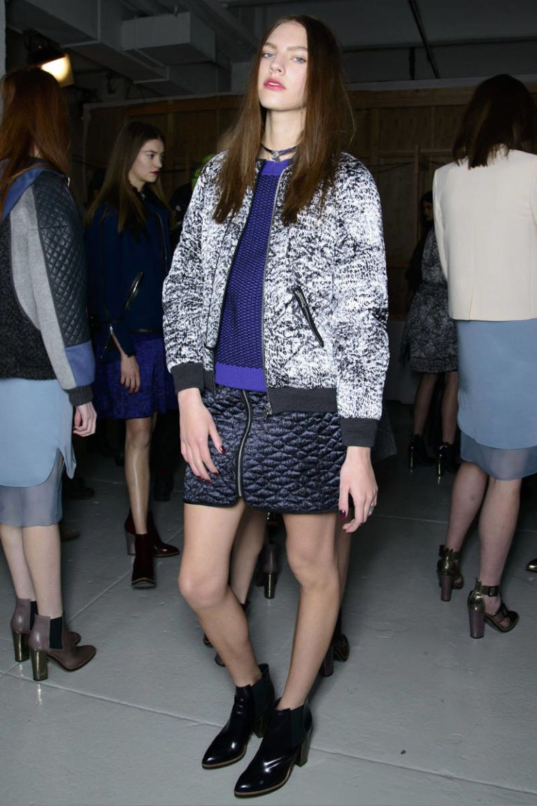 rebecca taylor fall 2014 ready-to-wear photos