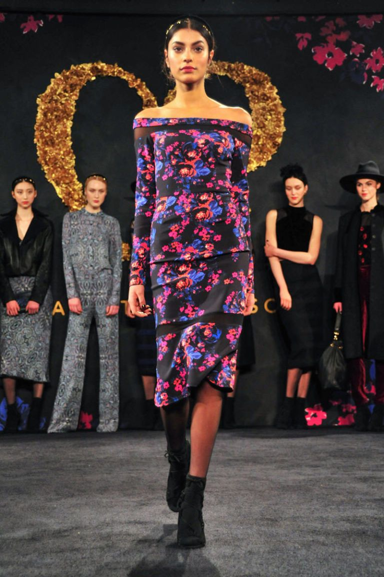 charlotte ronson fall 2014 ready-to-wear photos