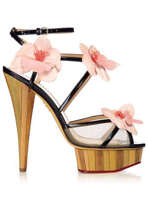 Pink, Peach, Basket, Beige, Fawn, Ribbon, Wicker, Sandal, Foot, Artificial flower,