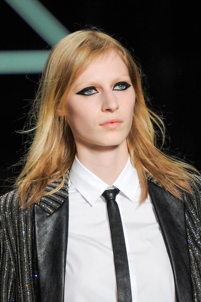 saint laurent spring 2014 ready-to-wear photos