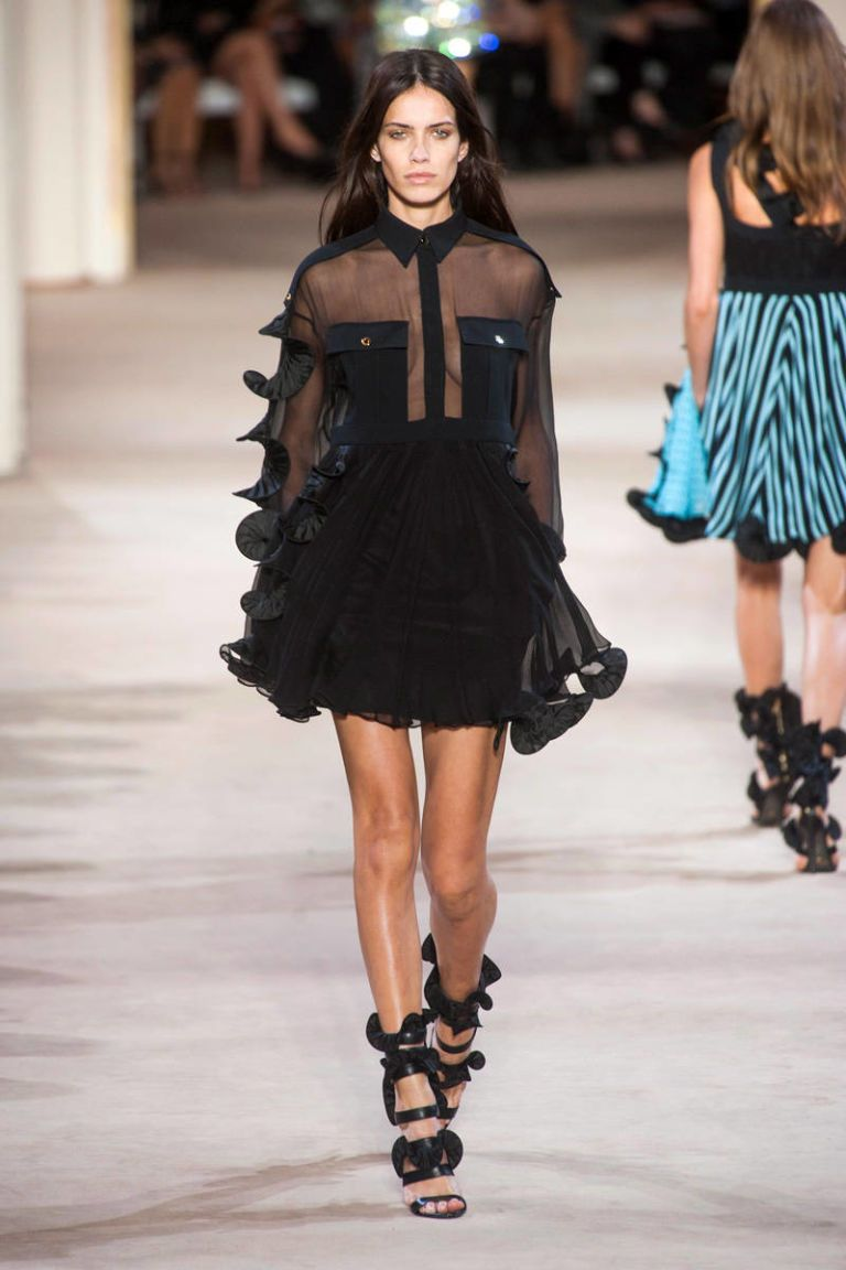 emanuel ungaro spring 2014 ready-to-wear photos