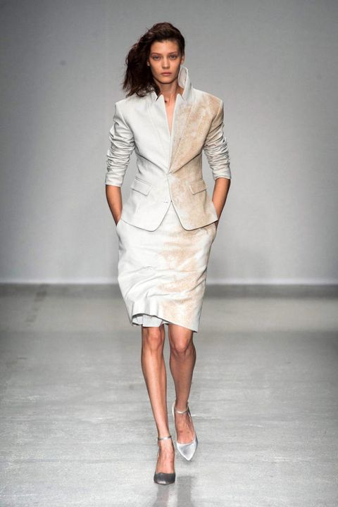 af vandevorst spring 2014 ready-to-wear photos