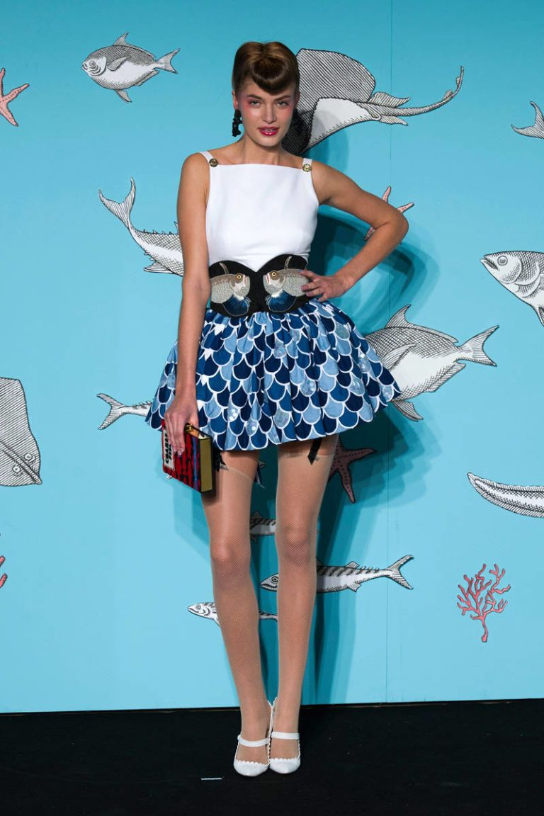 olympia le tan spring 2014 ready-to-wear photos