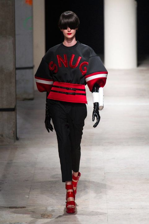 undercover spring 2014 ready-to-wear photos