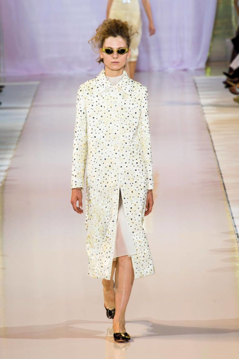 rochas spring 2014 ready-to-wear photos