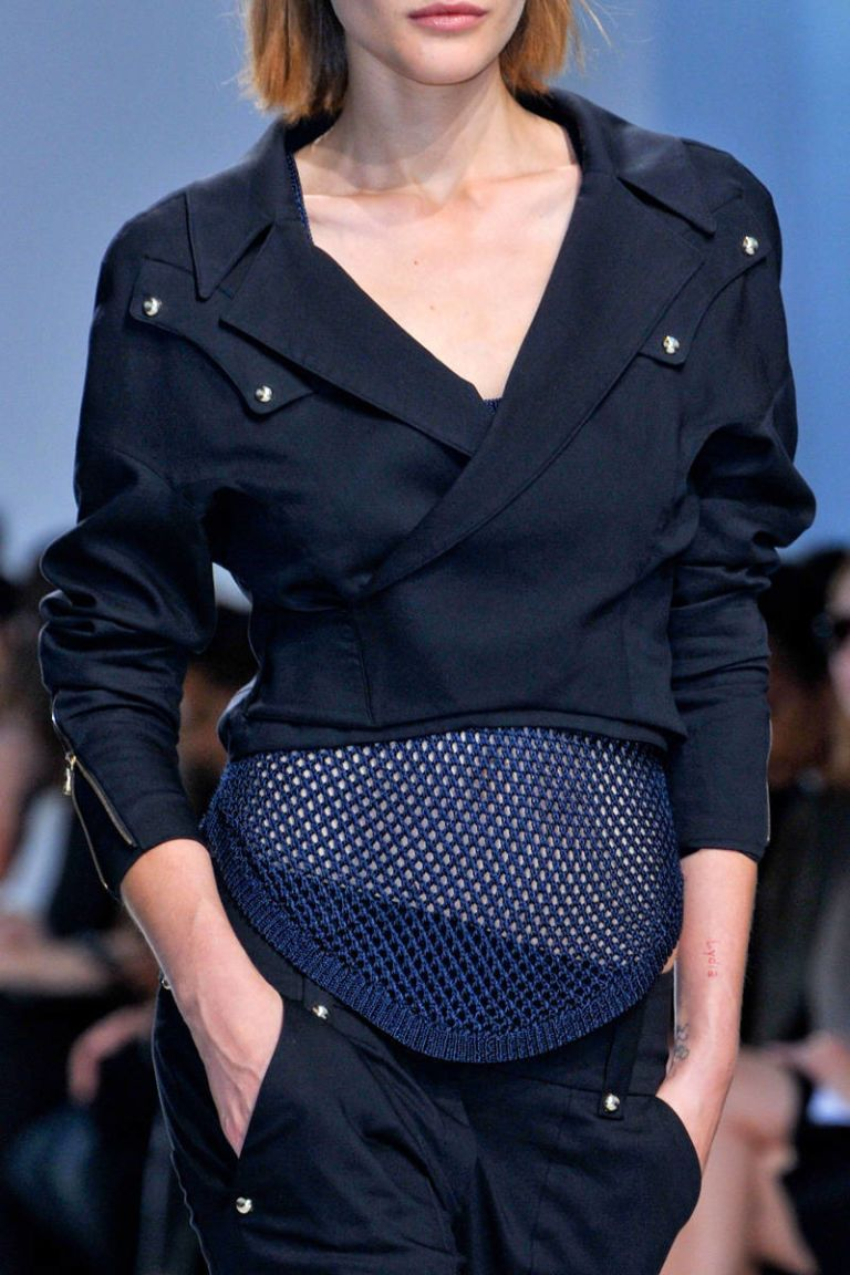anthony vaccarello spring 2014 ready-to-wear photos
