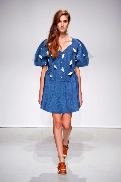 julien david spring 2014 ready-to-wear photos