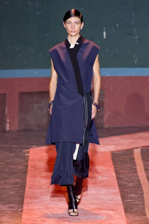 cedric charlier spring 2014 ready-to-wear photos