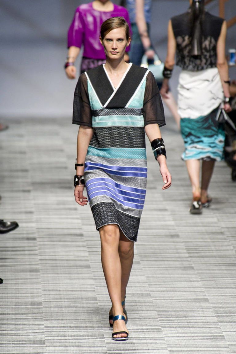 bec58c3ae6e7 Missoni Spring 2014 Ready-to-Wear Runway - Missoni Ready-to-Wear Collection