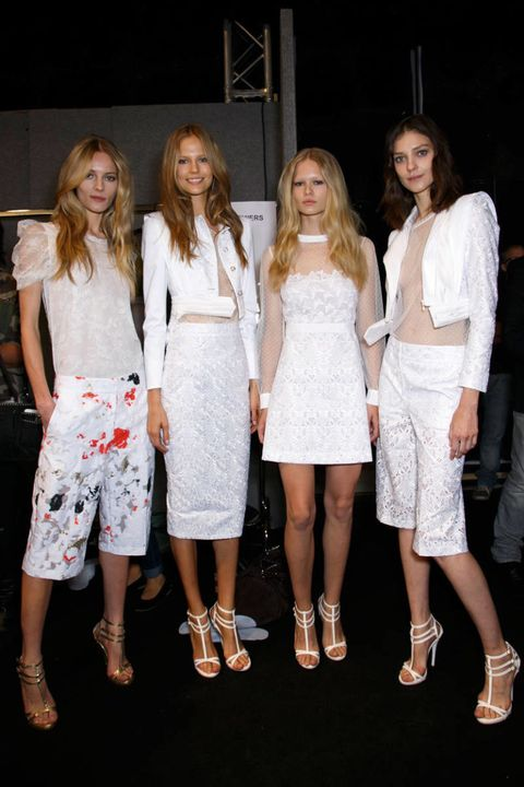 blumarine spring 2014 ready-to-wear photos