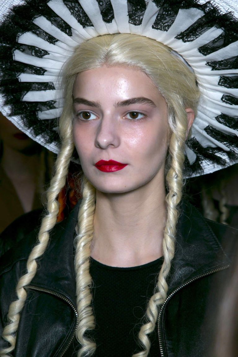 meadham kirchhoff spring 2014 ready-to-wear photos
