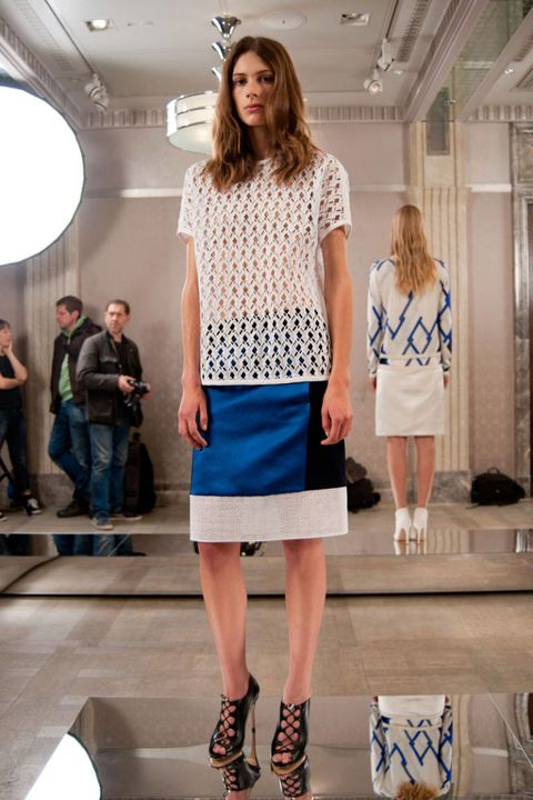 pringle of scotland spring 2014 ready-to-wear photos