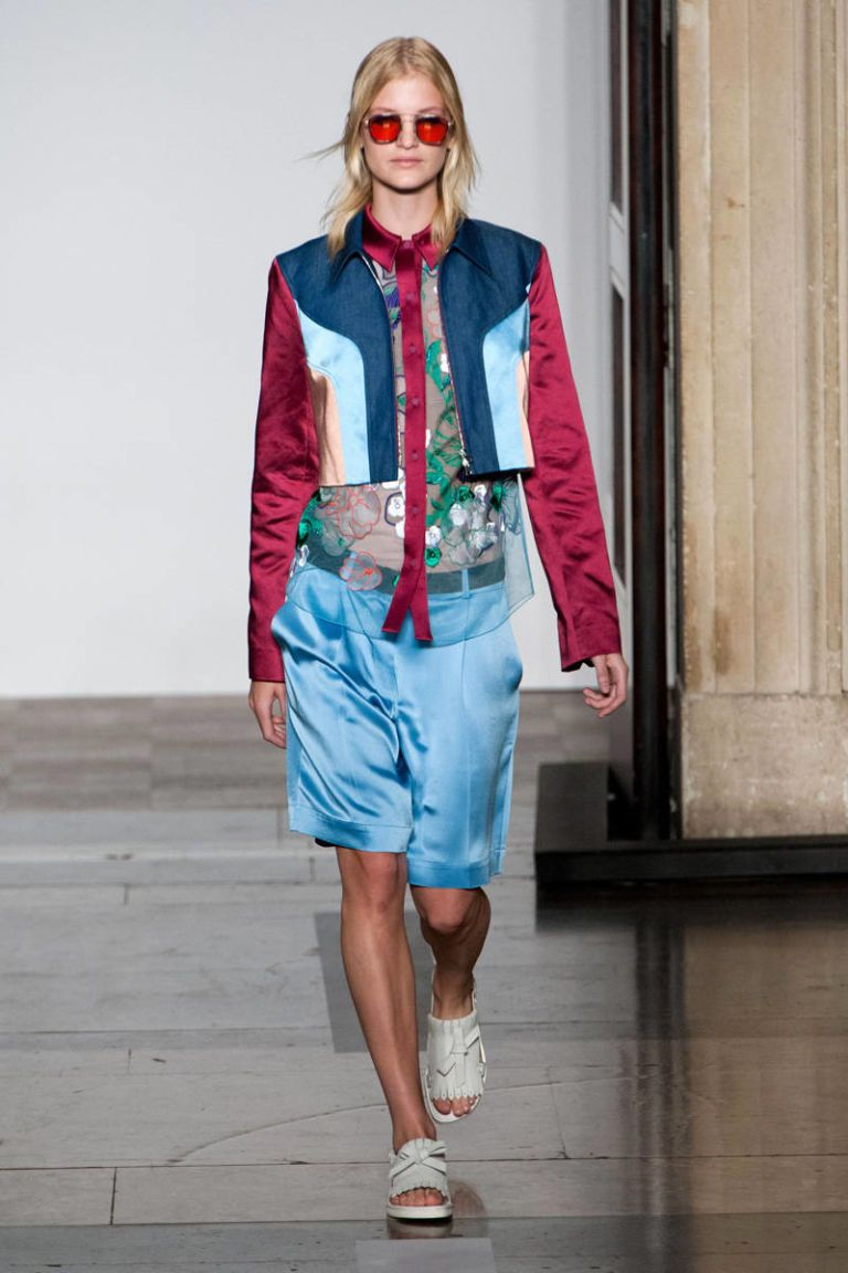 jonathan saunders spring 2014 ready-to-wear photos