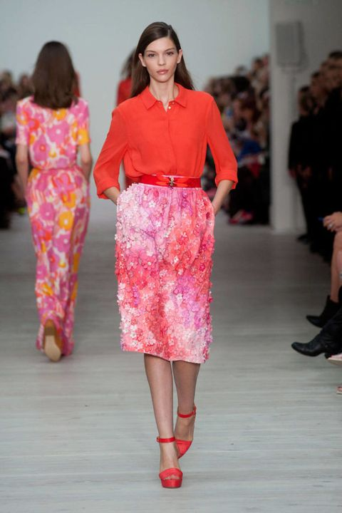 matthew williamson spring 2014 ready-to-wear photos