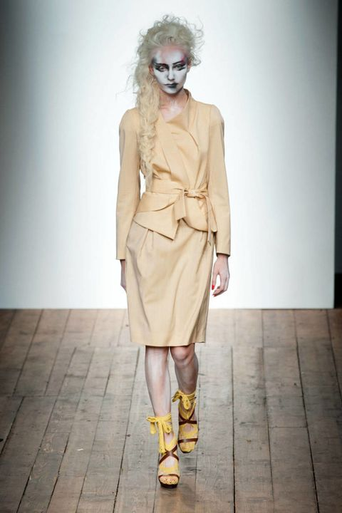 vivienne westwood red label spring 2014 ready-to-wear photos
