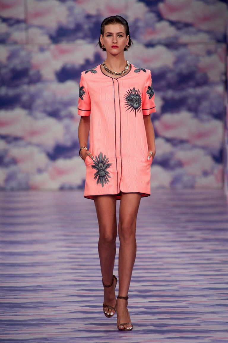 house of holland spring 2014 ready-to-wear photos