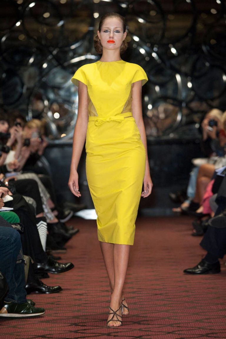 corrie nielsen spring 2014 ready-to-wear photos