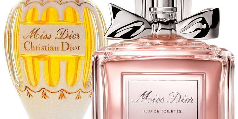 A Look Back at Over 60 Years of Miss Dior