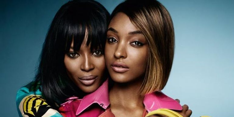 Naomi Campbell and Jourdan Dunn Are Burberry's New Campaign Stars