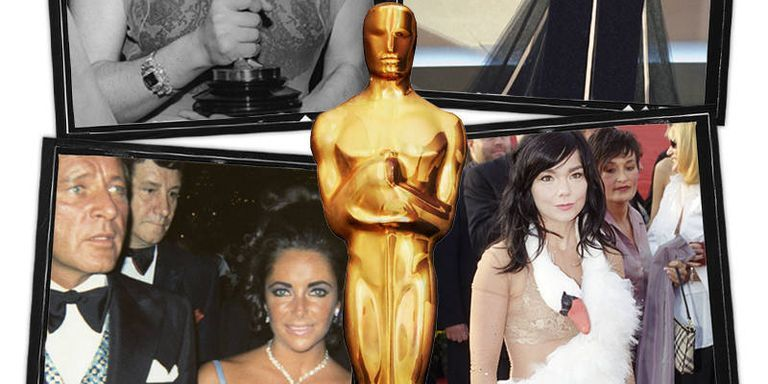 33 Historic Oscars Fashion Moments— And the Stories Behind Them
