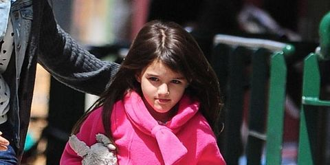 Suri Cruise's Best Fashion Looks
