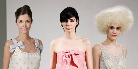 20 Pin-Worthy New Bridal Looks Straight From the Fall Runways
