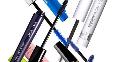 29 Colored Mascaras to Amp Up Your Lashes