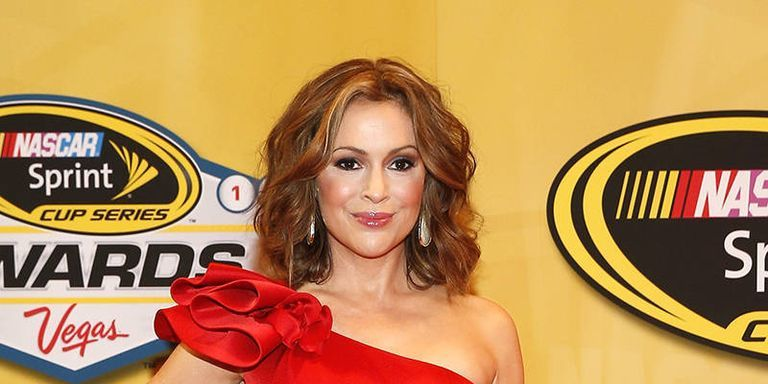 Alyssa Milano's Awesome Response to Being Fat Shamed