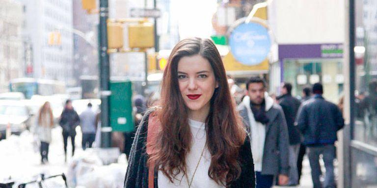 Editor's Style: Victoria Hoff's Cozy NYFW Alternative