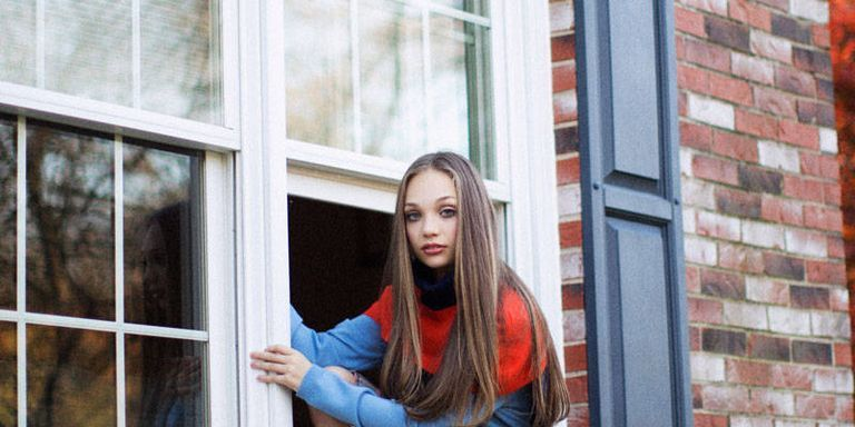 She's Just a Girl: Maddie Ziegler Off-Stage and at Home in Pittsburgh