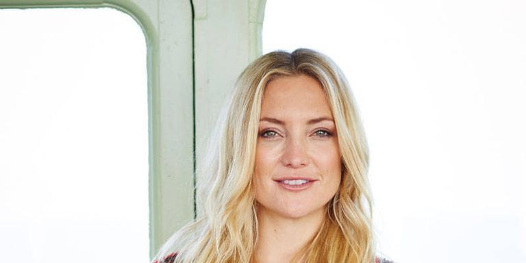Kate Hudson on Cooking Healthy, Working Out, and Drinking Wine