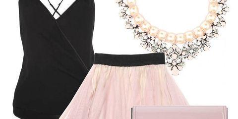 Textile, White, Style, Fashion, Beige, Day dress, Bag, Fashion design, Embellishment, Shoulder bag,