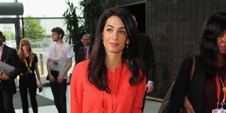 Amal Clooney Gets Her Own Namesake Handbag