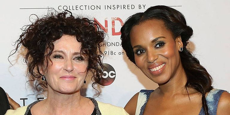 Guess Where Kerry Washington Is Already Wearing Her 'Scandal' Line?