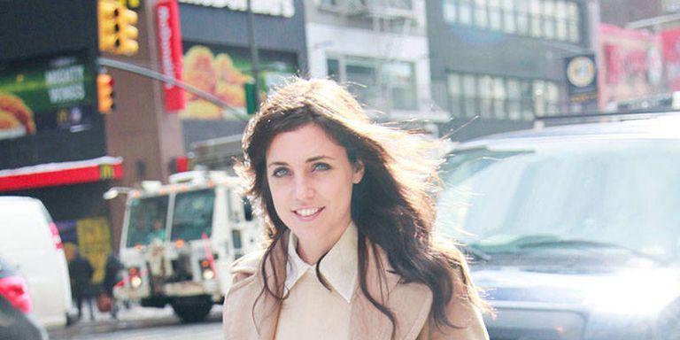 Editor's Style: Megan Cahn's Winter White
