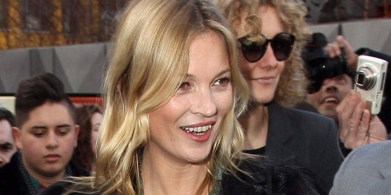 Kate Moss Talks Her New Topshop Collection