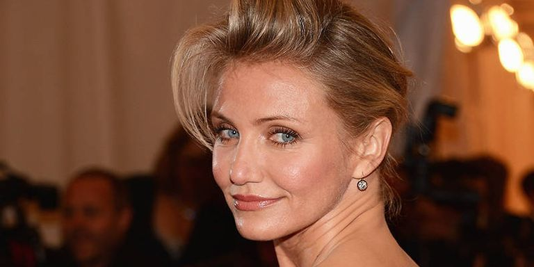 Cameron Diaz Is Excited to Get Old